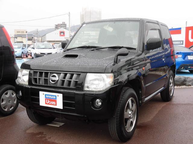 日産 キックス RX オートマ 4WD ワンオーナー (車検整備付)