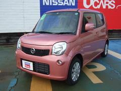 新潟の中古車 日産 モコ 車両価格 103.8万円 リ済別 平成28年 1.0万K モコピーチPM