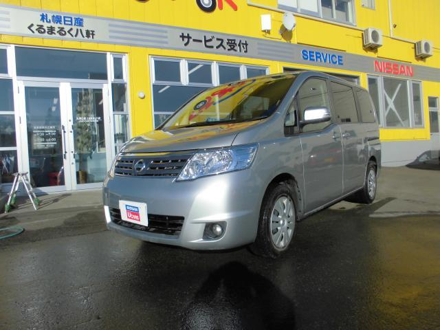 Photo of NISSAN SERENA 20S V SELECTION / used NISSAN