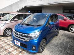 沖縄の中古車 日産 デイズ 車両価格 134万円 リ済別 平成27年 0.5万K オーシャンブルー