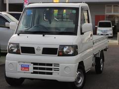 クリッパートラックDX エアコン付 4WD 5MT カセット ラジオ