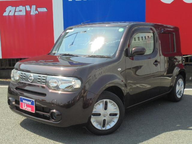 Photo of NISSAN CUBE 15X / used NISSAN