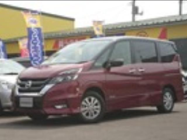 Photo of NISSAN SERENA HIGHWAY STAR PROPILOT EDITION / used NISSAN