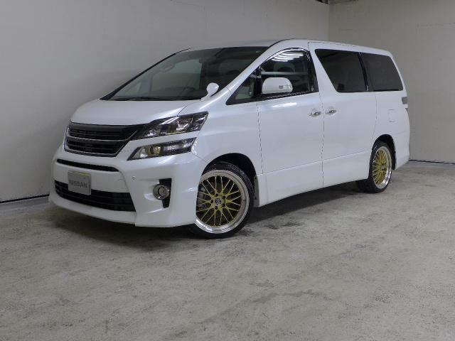 トヨタ 2.4Z ゴ-ルデンアイズII