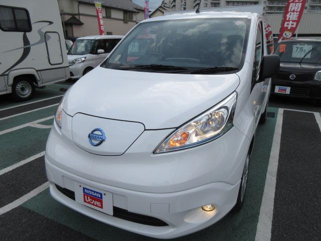 日産 GX 電気自動車 試乗車UP 5人乗り