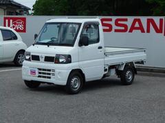 クリッパートラックSD エアコン付 4WD M/T