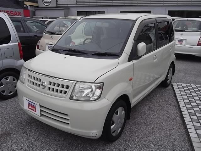 日産 オッティ S (車検整備付)