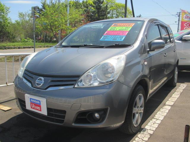Photo of NISSAN NOTE 15X FOUR SV / used NISSAN