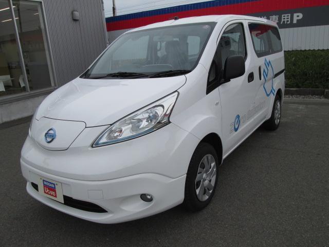 日産 e−NV200バン GX (車検整備付)
