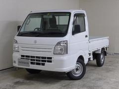 キャリイトラックKC エアコン・パワステ 4WD オートマチック