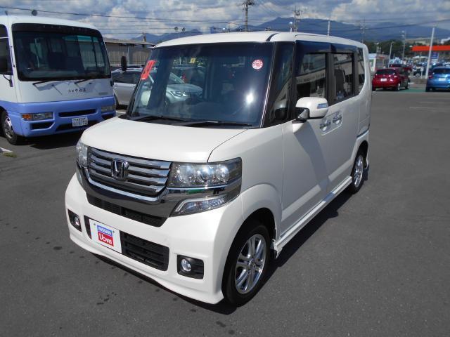 ホンダ カスタムG-Lパッケージ 4WD ナビ付