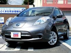 リーフS (24kwh) 100%電気自動車