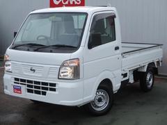 NT100クリッパートラックDX 4WD 5速マニュアル