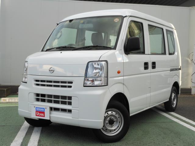 日産 NV100クリッパーバン DX HR 当社元社用車 両側スラ...