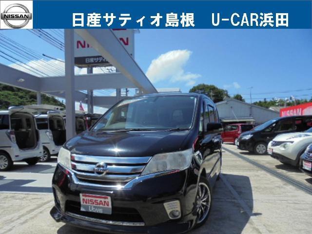 日産 セレナ ハイウェイスター  2WD  CVT (検30.6)