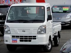 NT100クリッパートラックDX 5MT 4WD AM/FMラジオ ワンオーナー