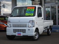 キャリイトラックKC エアコン・パワステ 4WD ドアバイザー