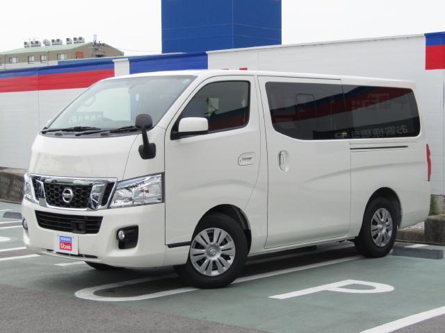 日産 プレミアムGX 低床 ロング エマブレ 付き 展示試乗車