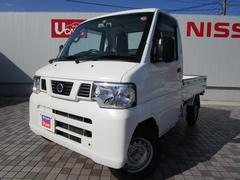NT100クリッパートラックDX 4WD エアコン パワステ付き