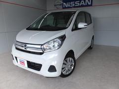 沖縄の中古車 日産 デイズ 車両価格 101万円 リ済別 平成28年 2.6万K ホワイトP3P