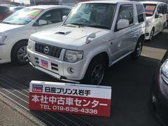 キックスRX ターボ 4WD