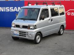 クリッパーバンDX 4WD