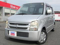 ワゴンRFX ワンオ−ナ−車 キ−レス CDデッキ 全国日産保証付