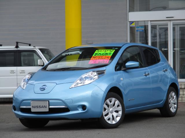 Photo of NISSAN LEAF X / used NISSAN