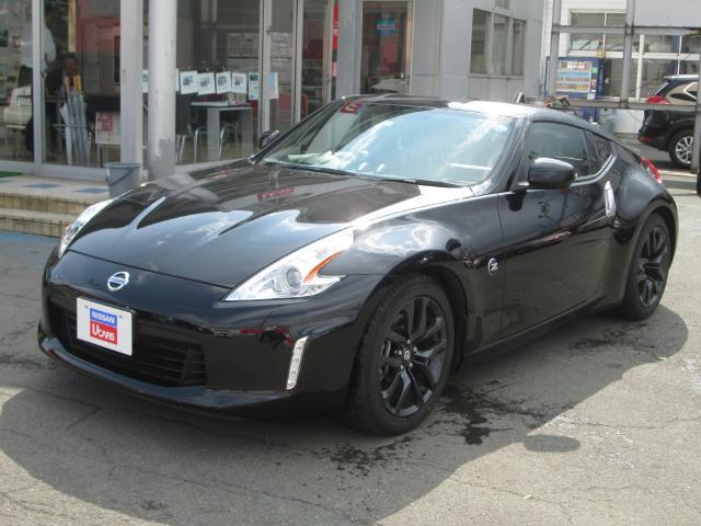 Nissan Fairlady Z Base Grade 2017 Black 11 000 Km Details Anese Used Cars Goo Net Exchange