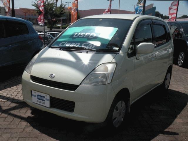 運転席・助手席エアバック・電動格納ドアミラ−・リヤプ内装キレイです・内装色オレンジ・キ−レス・CD/MD/カセットチュ−ナ−