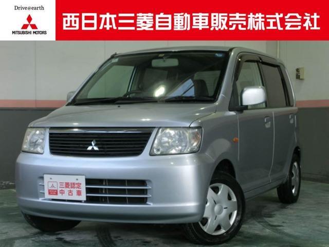 三菱 eKワゴン 660 M 4WD (車検整備付)