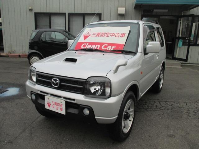マツダ AZオフロード 660 XC 4WD (なし)