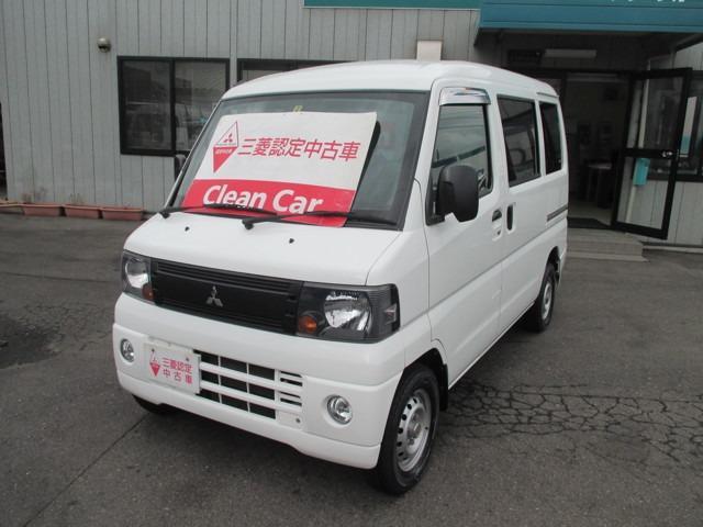 三菱 ミニキャブバン 660 CL ハイルーフ (車検整備付)
