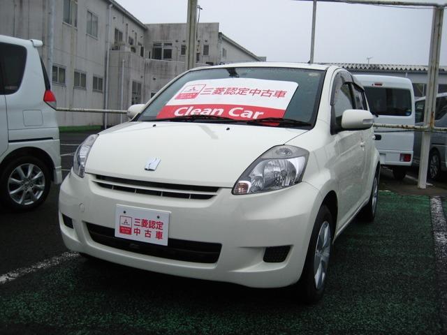トヨタ パッソ 1.3 G Fパッケージ (検30.8)