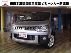 新潟県の中古車ならデリカD:5 2.2 D パワーパッケージ ディーゼルターボ 4WD