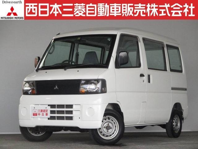 三菱 ミニキャブバン CD ハイルーフ 距離無制限保証1年付 エア...