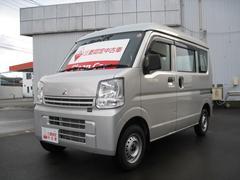新潟県の中古車ならミニキャブバン 660 M ハイルーフ 4WD