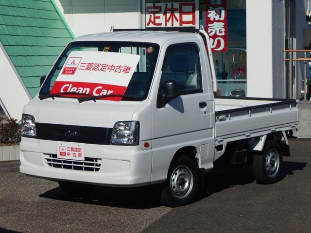 スバル サンバートラック 660 TC 三方開 4WD (なし)