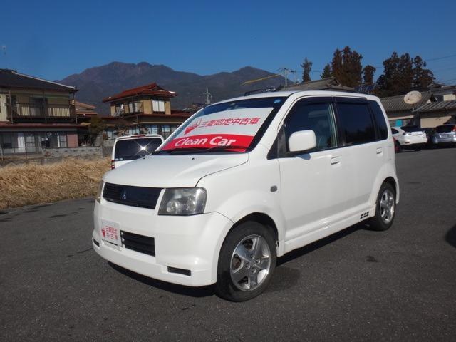 三菱 eKスポーツ 660 R 4WD (車検整備付)