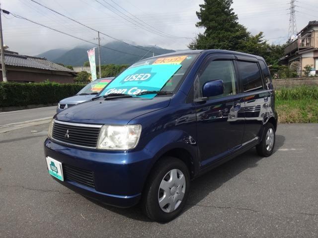 三菱 eKワゴン 660 M (検30.10)