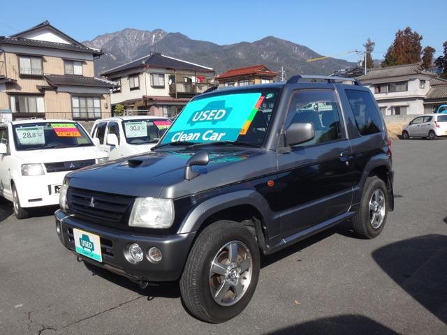 三菱 パジェロミニ 660 VR 4WD (検30.7)