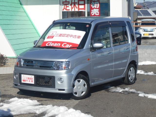 三菱 トッポ 660 M 4WD (車検整備付)