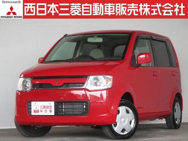三菱 eKワゴン M 距離無制限保証1年付 CDデッキ キーレスエ...