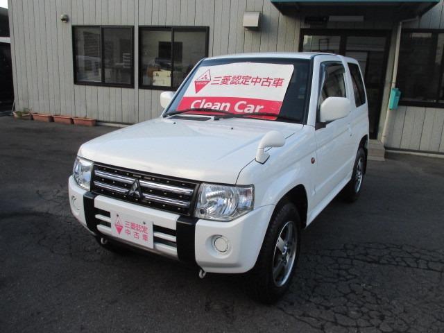 三菱 パジェロミニ 660 XR (車検整備付)