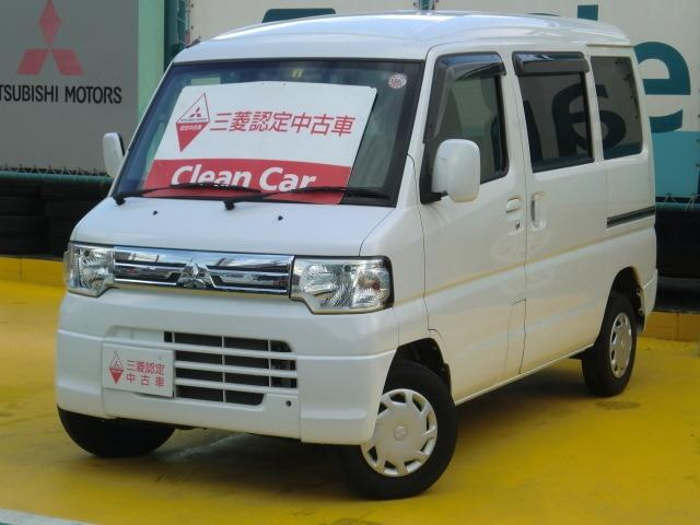 三菱 ミニキャブバン 660 ブラボー ハイルーフ (車検整備付)