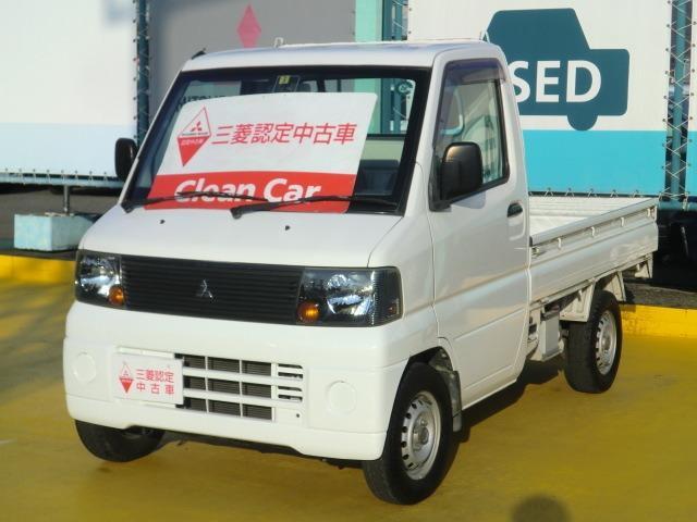 三菱 ミニキャブトラック 660 Vタイプ 4WD (車検整備付)