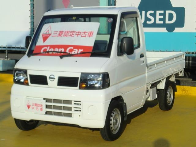 日産 クリッパートラック 660 SD (車検整備付)