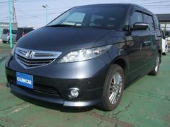 新潟県の中古車ならエリシオン 2.4 G エアロ HDDナビエディション 4WD