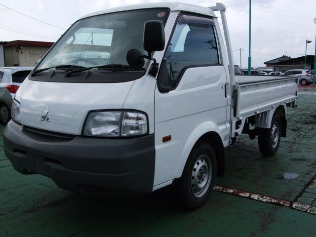 三菱 デリカトラック 1.8 DX 4WD (車検整備付)