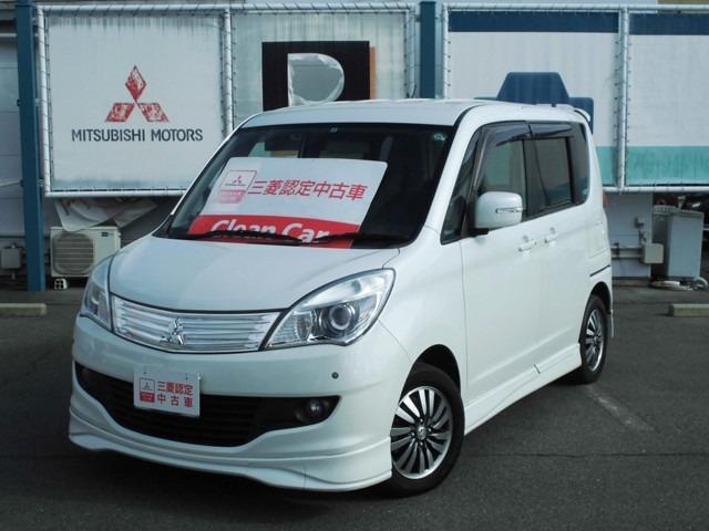 三菱 デリカD:2 1.2 S コーナーセンサー Bluetoot...